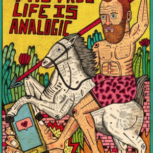 The true life is analog